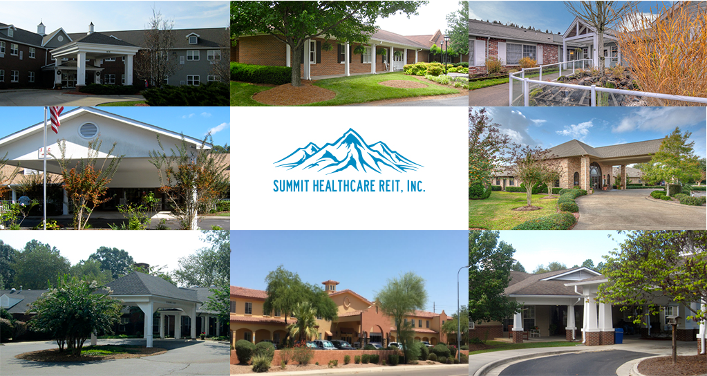 Summit Healthcare REIT Home Page